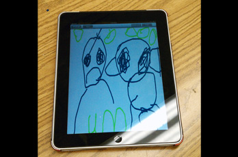 A Masterpiece created on the Apple iPad!